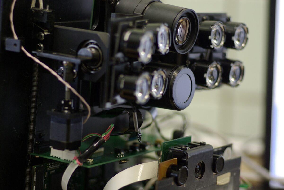 Как поставить камеры для Computer Vision